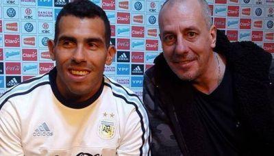 Yayo estuvo con la selección argentina: Los veo muy distendidos y tranquilos
