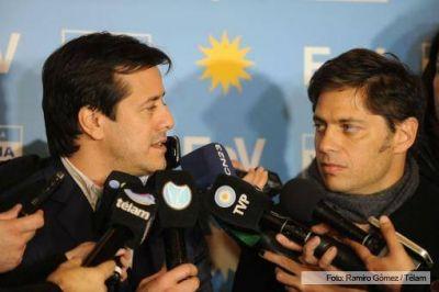 Recalde recibió el respaldo a su candidatura por parte de 1500 dirigentes kirchneristas