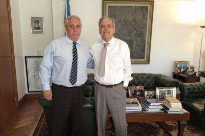 Fabián Ríos y Julio De Vido acordaron el inicio de obras energéticas por $390 millones