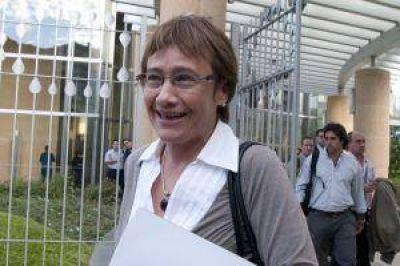 Ríos dijo que no apoyará a ningún candidato en el balotaje de Tierra del Fuego