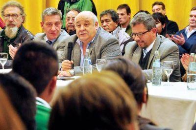 Gaitán presentó a Murcia como compañero de fórmula y anunció una política a 30 años