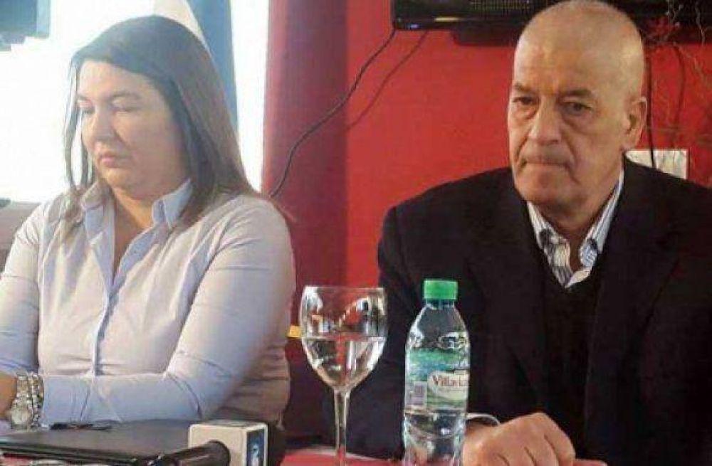 El líder negativo que apoya a Rosana Bertone