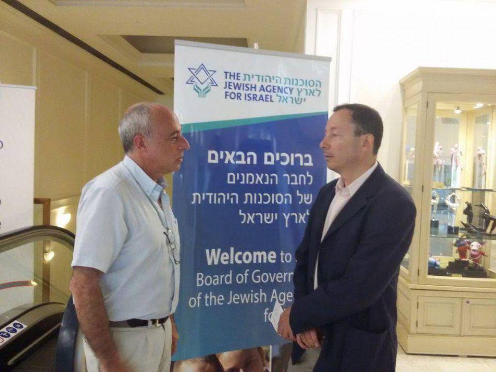 Más de 120 líderes de organizaciones y comunidades judías de todo el mundo participan del encuentro de la Agencia Judía