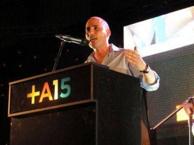 """Marcelo Leguizamón: """"Hemos armado una lista plural, con experiencia, con juventud"""""""