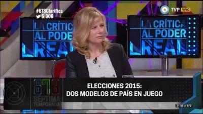 """Saintout en 678: """"Macri quiere combatir a los gobiernos populares"""""""