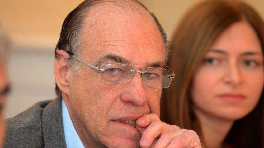 """Raúl Woscoff: """"Donde uno mira hay un problema"""""""