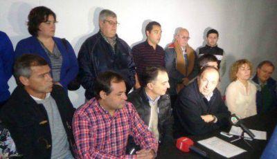 El massismo presentó a sus candidatos a intendente, concejales y consejeros