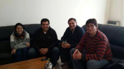Abarca y José Canullan planifican la campaña del dominguismo