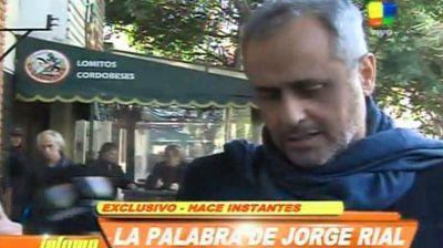 Rial enfrentó los rumores de separación de Mariana Antoniale