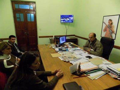 Ultiman detalles para el operativo de seguridad para el Poncho 2015