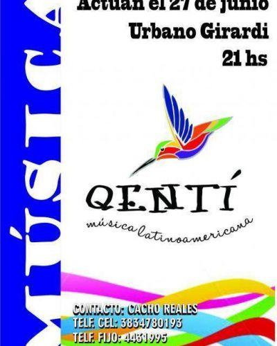 Concierto solidario de música latinoamericana