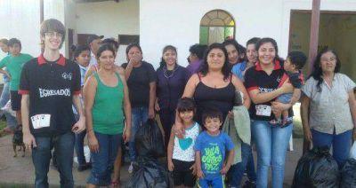 LAGUNA NAINECK: EPES 19 solidaria