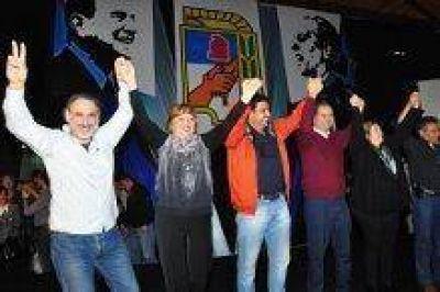 Candidatos del FPV pidieron una militancia activa para garantizar la continuidad del proyecto