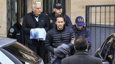 La Justicia concedió la prisión domiciliaria a los Jinkis por la denuncia de corrupción en el fútbol