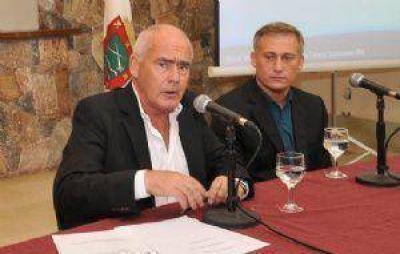 El ministro Meyer llega a Carlos Paz para presentar la planta de residuos