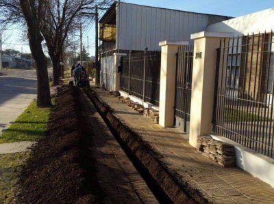Segunda etapa de obra de agua potable avanza en Ramona