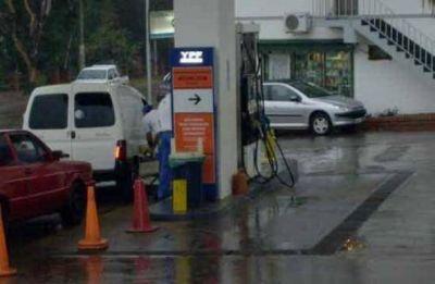 La venta de combustible en Posadas cayó un 40 por ciento