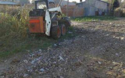 Berisso: Comprueban que calles que figuran asfaltadas siguen siendo de tierra