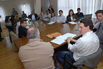 El presidente de CGC presentó a Diputados plan de inversión