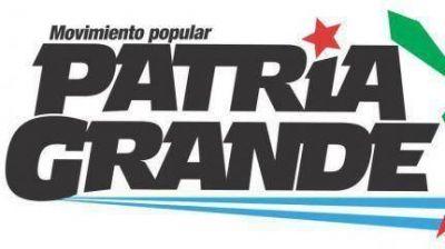 Patria Grande presentará su lista para las PASO en Tandil
