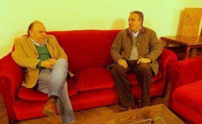 Reunión entre Vidal y Caraffo