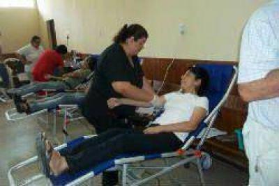 El viernes habrá colecta de sangre en Unión de Beltrán
