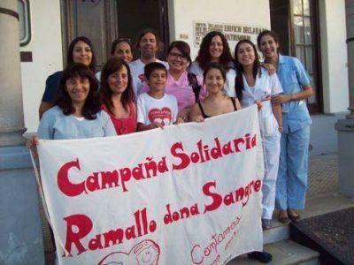 """""""La gente de Ramallo nos sorprende en cada campaña"""""""