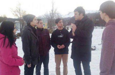 De Marco ubic� a los j�venes como prioridad en su plan de gobierno municipal