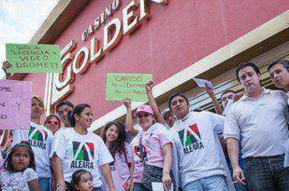Se agrava el conflicto de los casinos: once empleados fueron despedidos