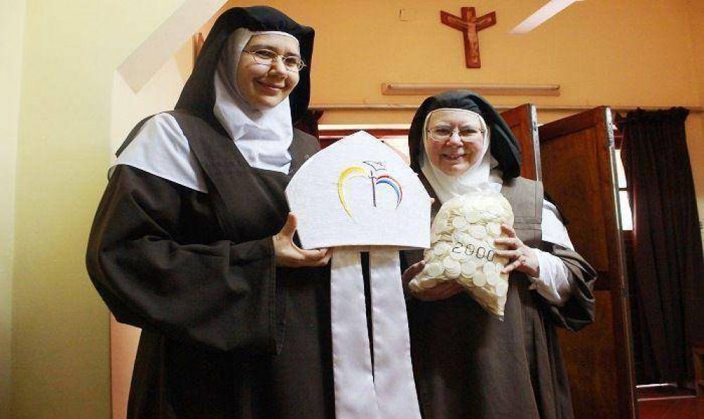 Ya están las 500 mil hostias para celebraciones eucarísticas durante visita del Papa