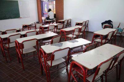 """Los docentes, al límite: """"Es imposible dar clases"""""""