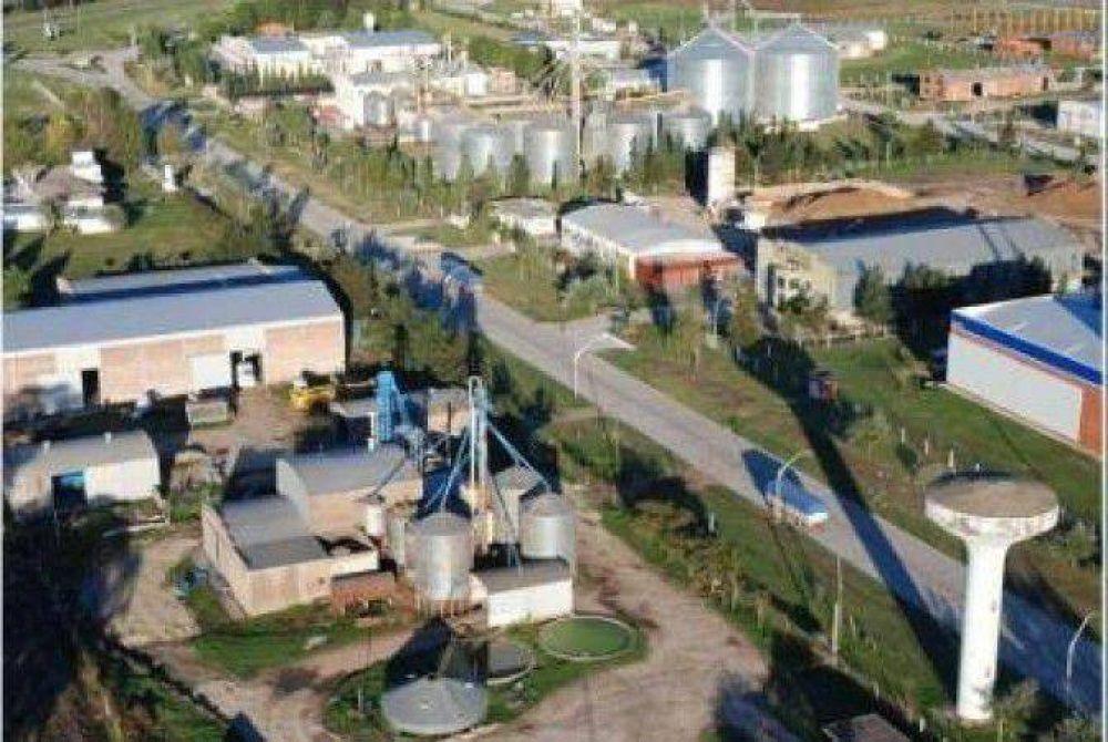 La Asociación Civil Parque Industrial Crespo planteó distintos temas al área de Producción y Desarrollo