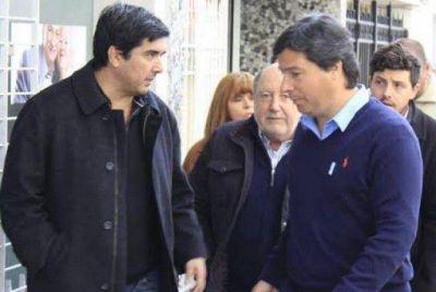 """""""Con Busti somos la síntesis perfecta de la fuerza y la sabiduría"""", aseveró Adrián Fuertes"""