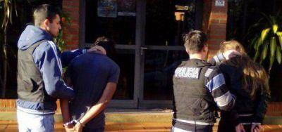 Detuvieron a una chica y a su amante en la frontera: quer�an huir tras el asesinato de un joven