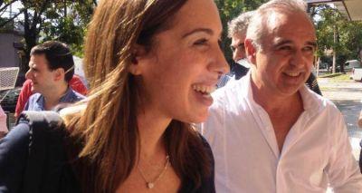 Mar�a Eugenia Vidal vuelve a San Pedro para la campa�a de Sergio Rosa