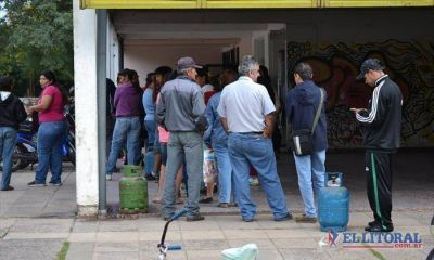 Garrafas: venta casi nula y delegaciones recibirán denuncias por sobreprecios