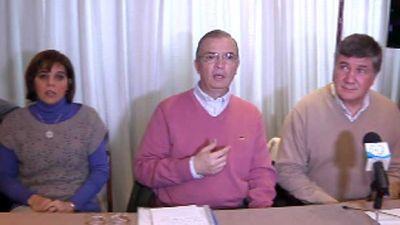 El Frente Cambiemos presentó a sus candidatos