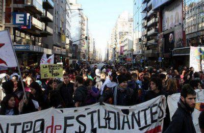 Estudiantes marcharán este viernes contra la nueva secundaria