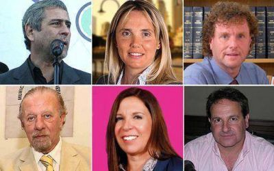 Están los precandidatos a intendente y concejales para las PASO en Avellaneda