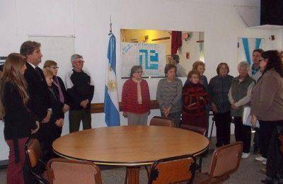 ADULTOS MAYORES PARTICIPAN EN TALLERES DE DERECHO Y CIUDADANÍA