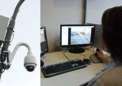 Quince nuevas cámaras de seguridad se incorporarán en calles y plazas