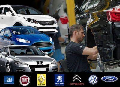 Las ventas de automóviles dejan de caer y repuntan casi un 5 por ciento en lo que va de junio