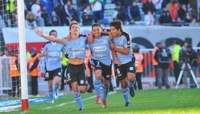 26 de junio de 2011: a cuatro años de la hazaña de Belgrano, que ascendió ante River en la Promoción
