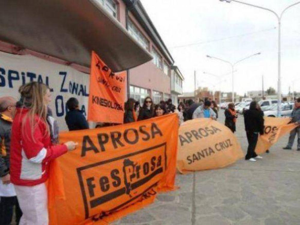 "APROSA tildó de ""desafortunados"" los dichos de Peralta sobre Andrea Pérez"