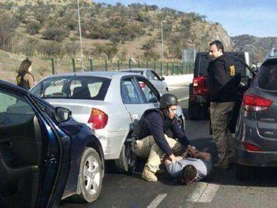 Así cayó la narcobanda que operaba entre Mendoza y Chile llevando toneladas de marihuana