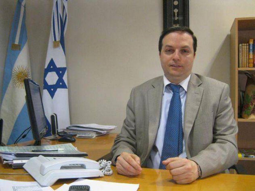 """Cohen Sabban: """"Respeto a las autoridades nacionales, pero con posiciones muy claras"""""""