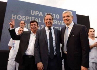 Berazategui: la fórmula Domínguez-Espinoza respaldó