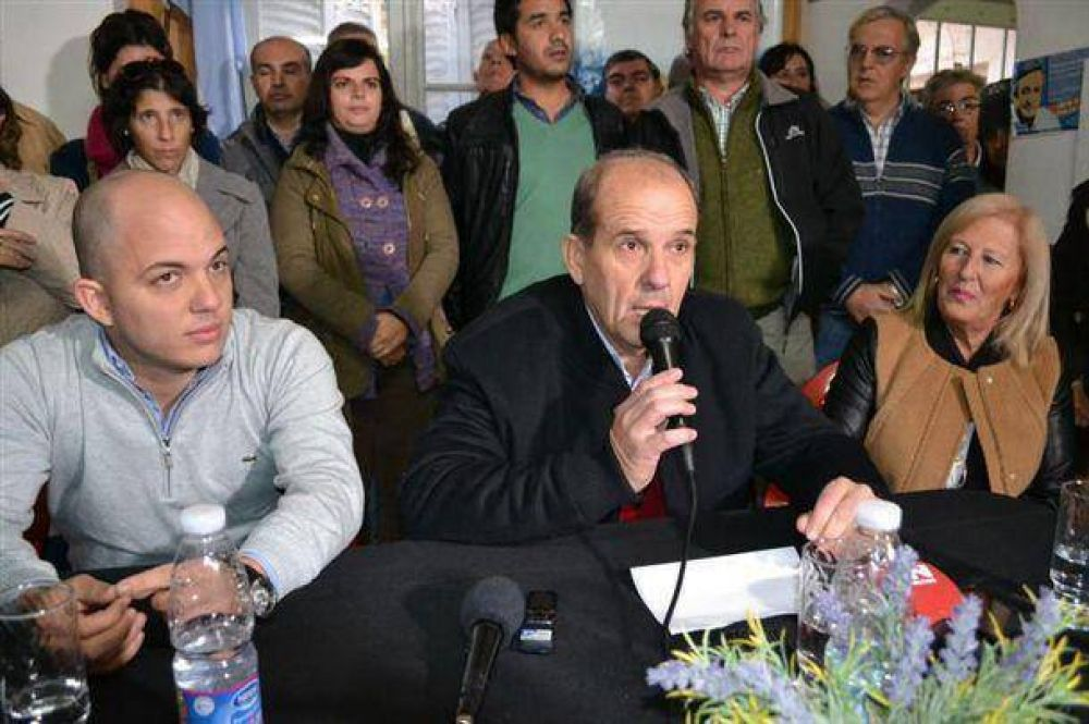 Pablo Javier Zurro irá por su tercer mandato como intendente municipal