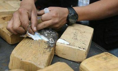 Encontraron droga en Tartagal tras un allanamiento