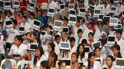 En Salta ya se entregaron más de 202 mil netbooks